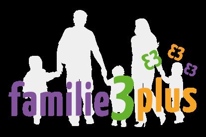 Logo Familie 3 +